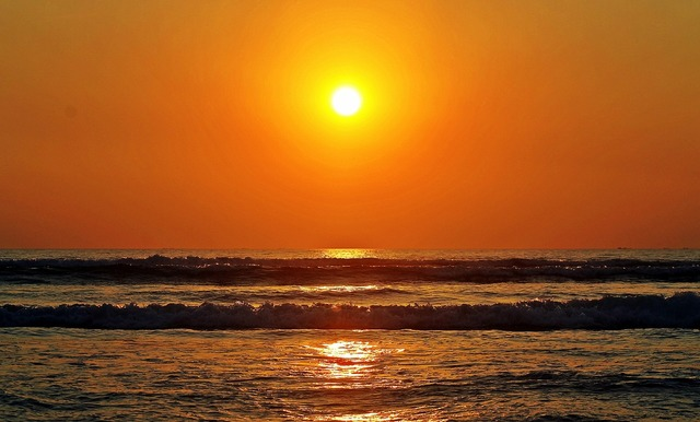 Sun rise sunset sun, travel vacation.