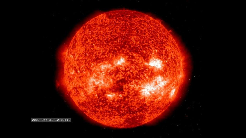 Sun solar flare sunlight, science technology.