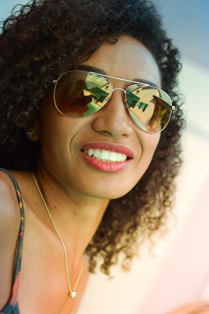 Sunglasses woman girl, beauty fashion.