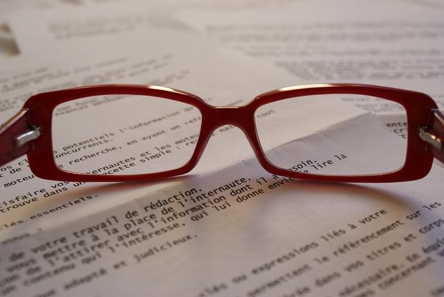 Sunglasses written school, education.