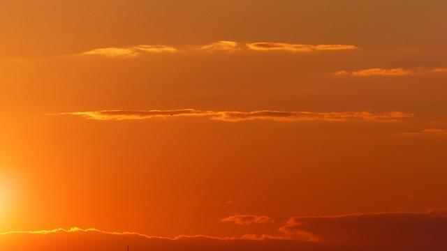 Sunset sunrise sun, travel vacation.