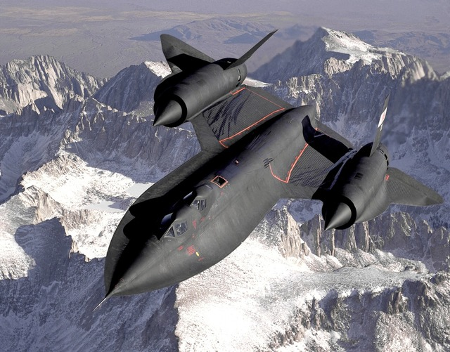 Supersonic fighter aircraft jet.