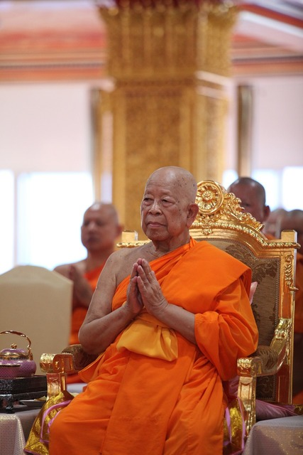 Supreme patriarch buddhist patriarch, religion.