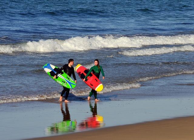 Surf surfer board, travel vacation.