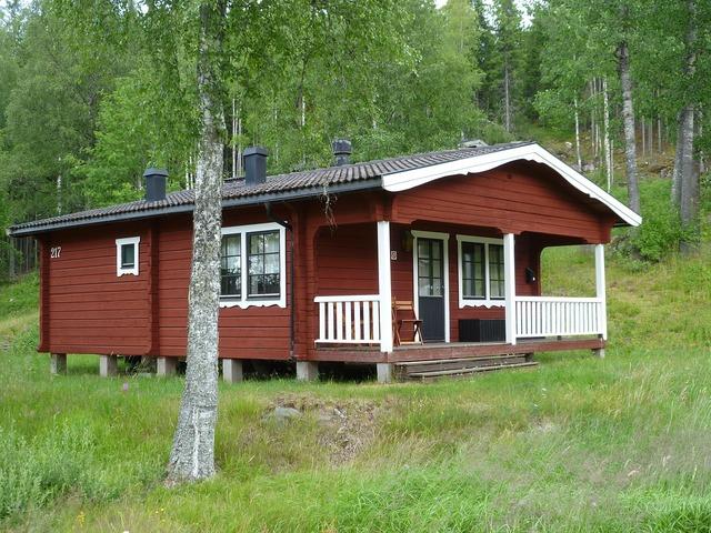 Sweden scandinavia cottage.