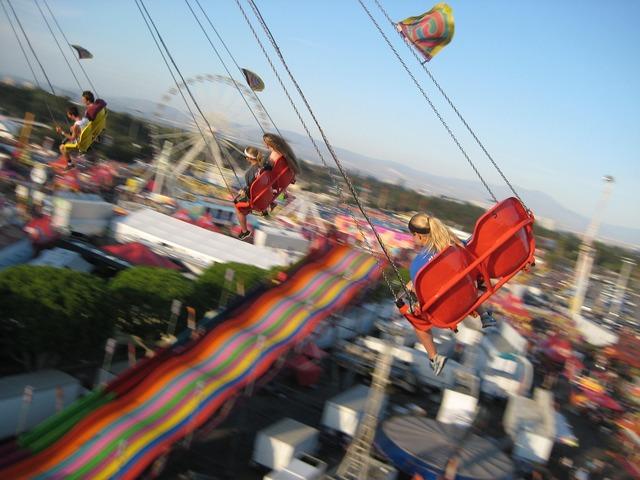 Swings fair park.