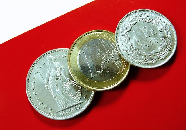 Swiss francs switzerland money, business finance.