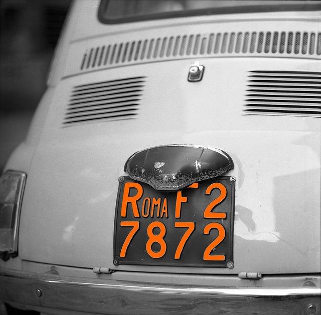 Symbol auto veteran.