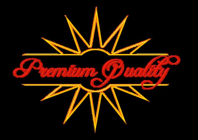 Symbol quality premium.