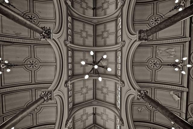 Synagogue ceiling brighton, religion.