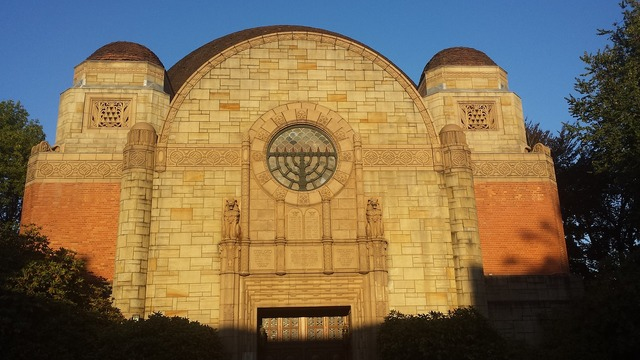 Synagogue jewish history, places monuments.