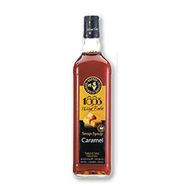 Syrup 1883 bottle.