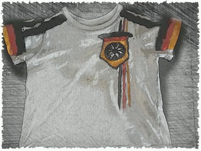 T shirt world cup world championship.