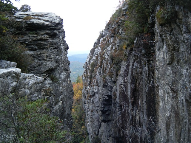 Table rock nc ridge, nature landscapes.