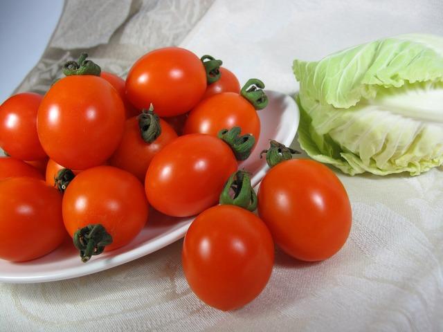 Taiwan new varieties tomatoes, food drink.