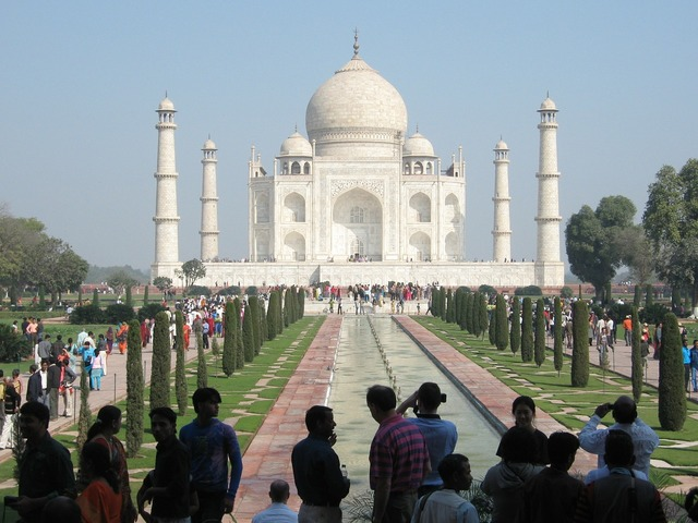 Taj mahal india agra, architecture buildings.