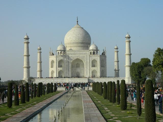 Taj mahal india mahal, architecture buildings.