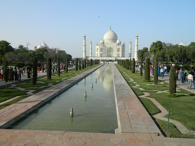 Taj mahal india mahal, architecture buildings.