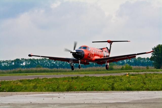 Takeoff airplane aircraft.