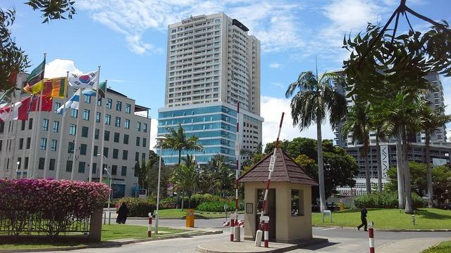 Tanzania tallest tower.