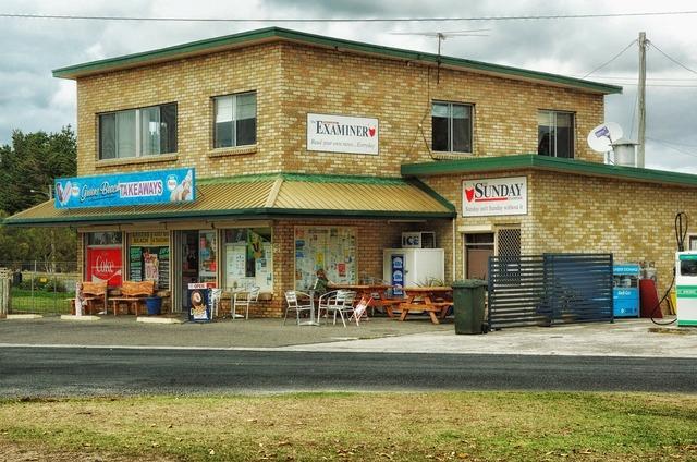 Tasmania australia store, business finance.