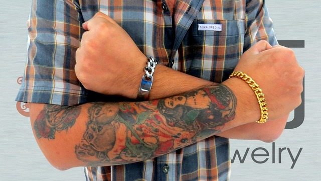Tattoos arms male.