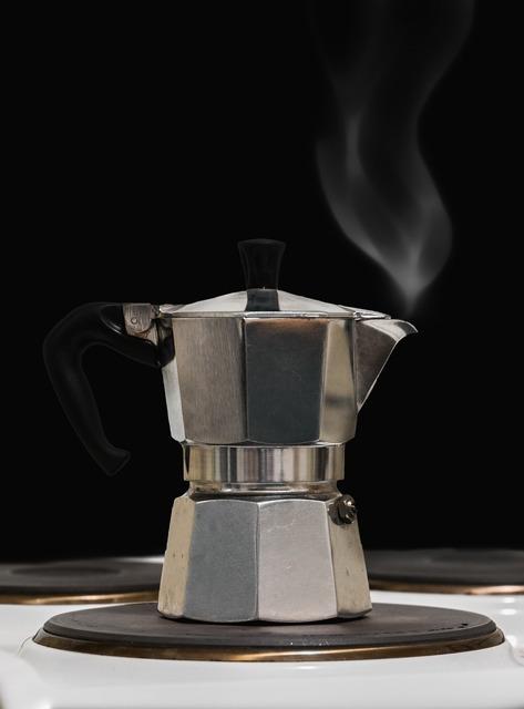 Tea coffee smoke.