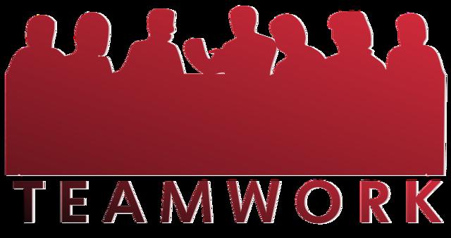 Team work teamwork, industry craft.