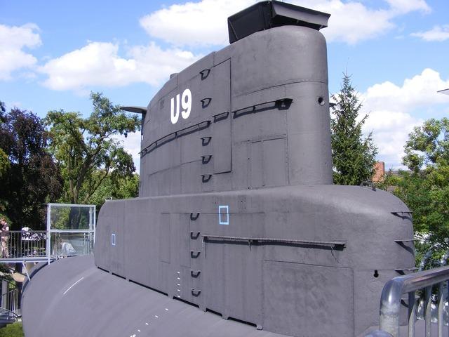 Technik museum speyer tower construction u9.