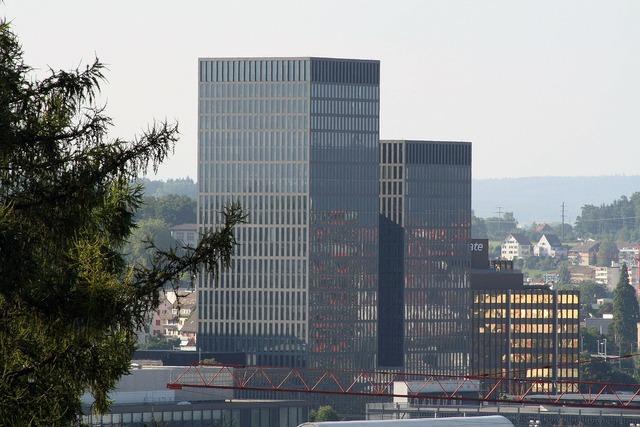 Techno park skyscraper zurich, architecture buildings.