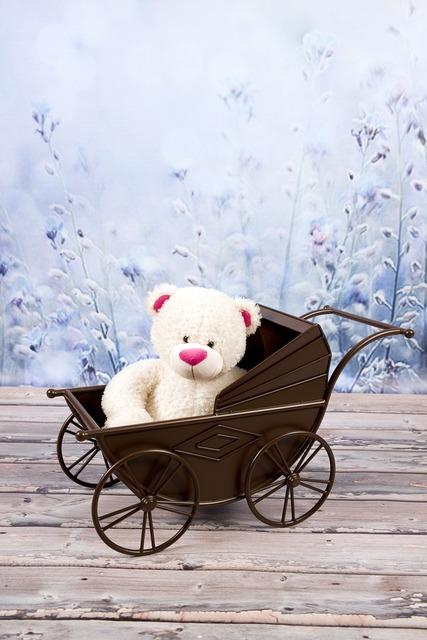 Teddy bear plush toy.