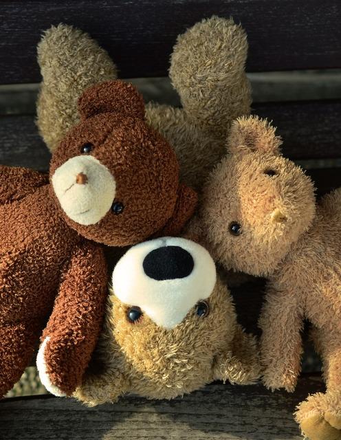 Teddy teddy bears soft toy.