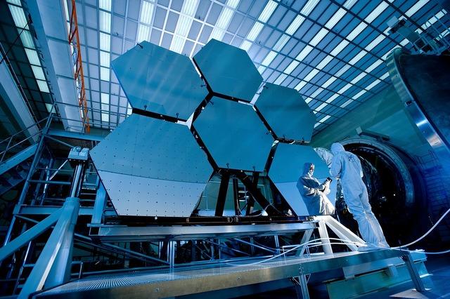 Telescopic mirror mirror telescope, science technology.