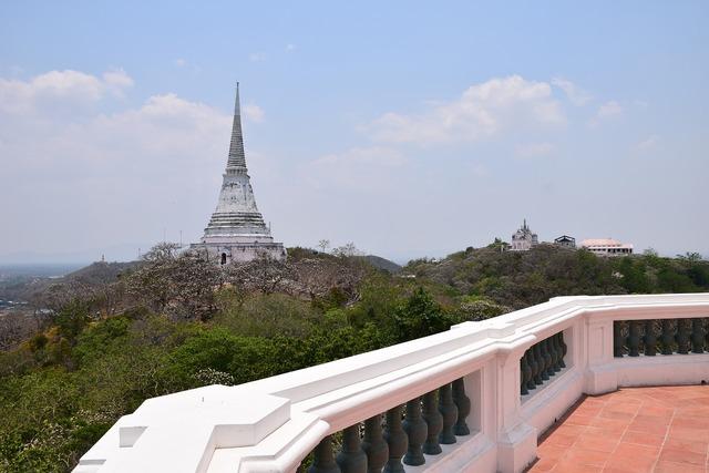Temple measure buddha, religion.