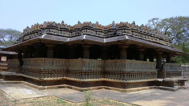 Temple nagareswara bankapur, religion.