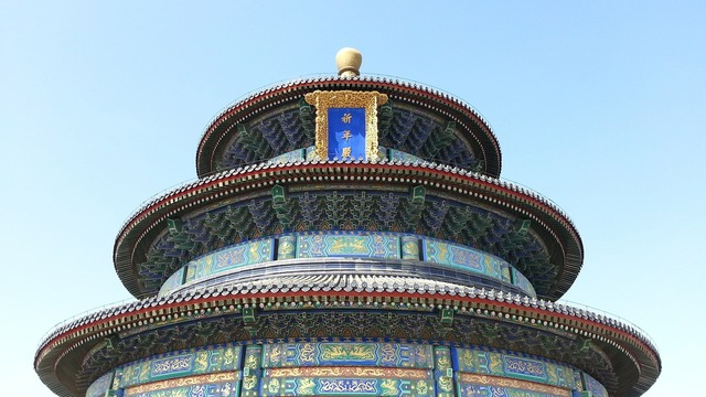 Temple of heaven china temple, religion.
