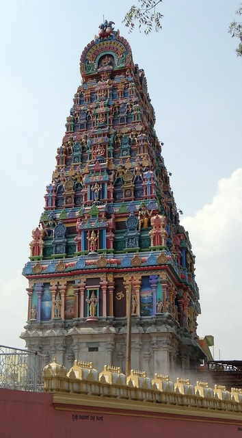 Temple rajarajeshwari raja rajeshwari, religion.
