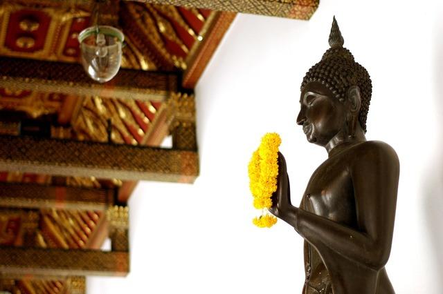 Temple thailand buddhism, religion.