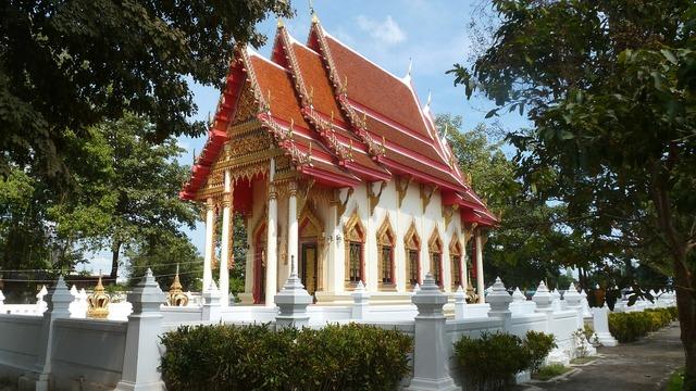 Temple thailand hua hin, religion.