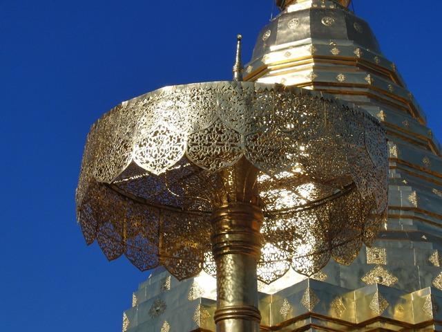 Temple thailand screen, religion.