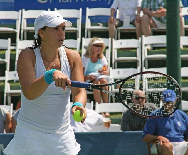 Tennis player woman professional, beauty fashion.
