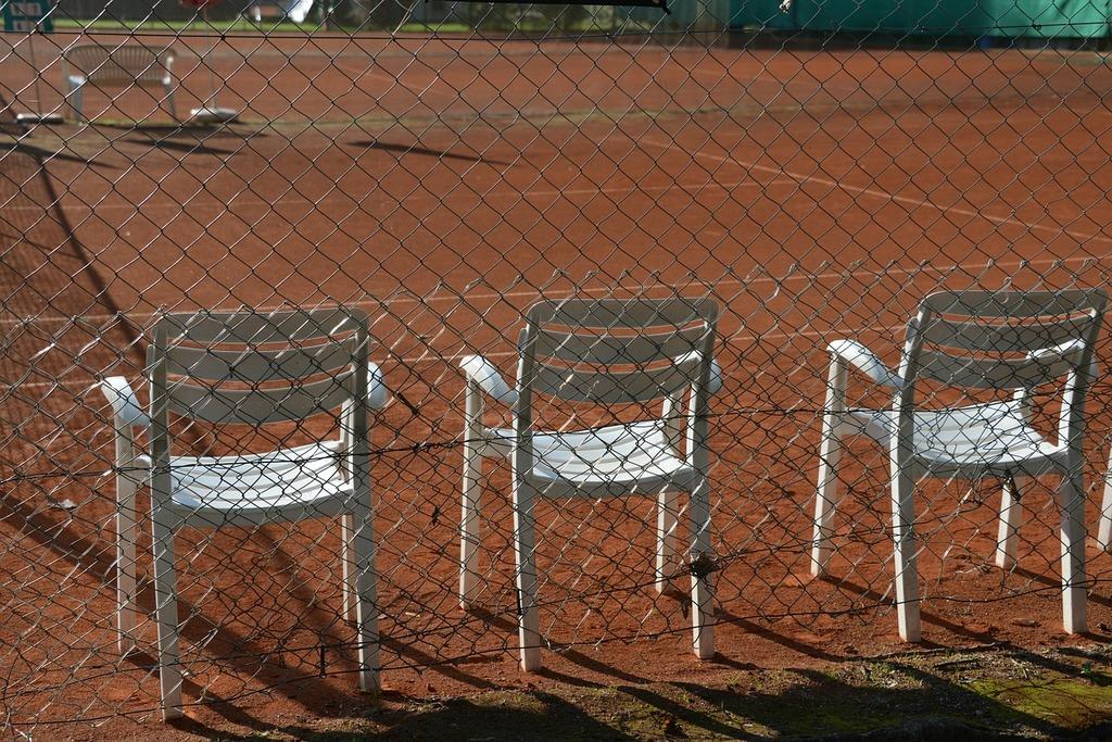 Ordinaire Tennis Tennis Court Chairs.