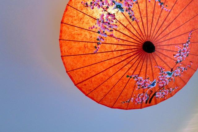 Thailand parasol japan.