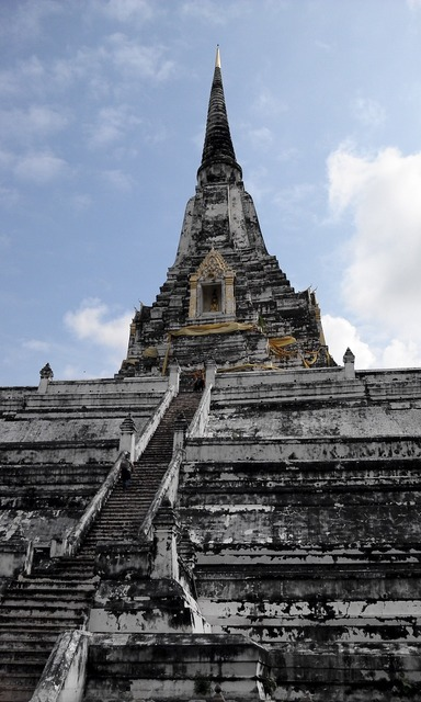 Thailand temple asia, religion.