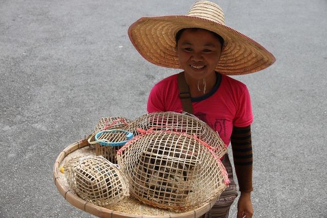 Thailand woman birds, beauty fashion.