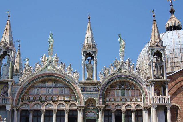 The basilica church st john the baptist, religion.