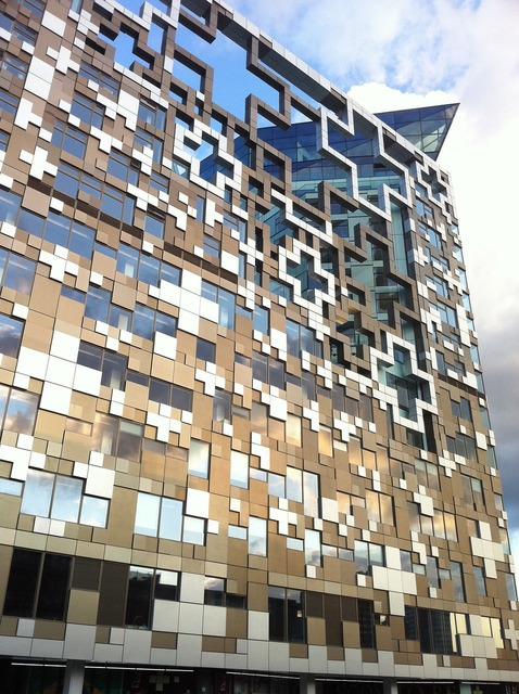 The cube building architecture, architecture buildings.