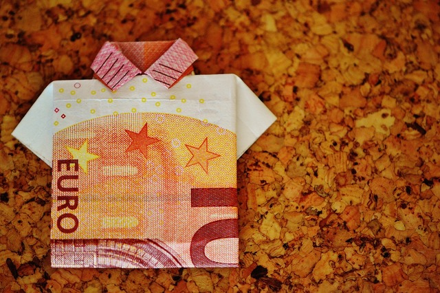 The last shirt dollar bill 10 euro, business finance.