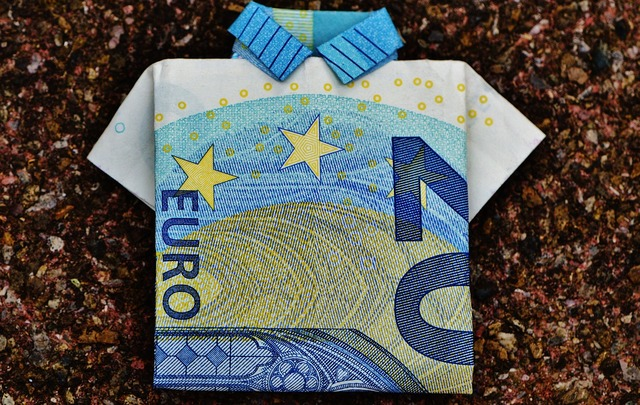 The last shirt dollar bill 20 euro, business finance.