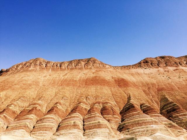 The scenery readily take zhangye danxia.